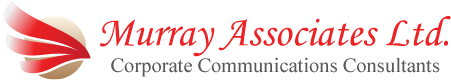 Murray Associates Ltd.  Corporate Communications Consultants.